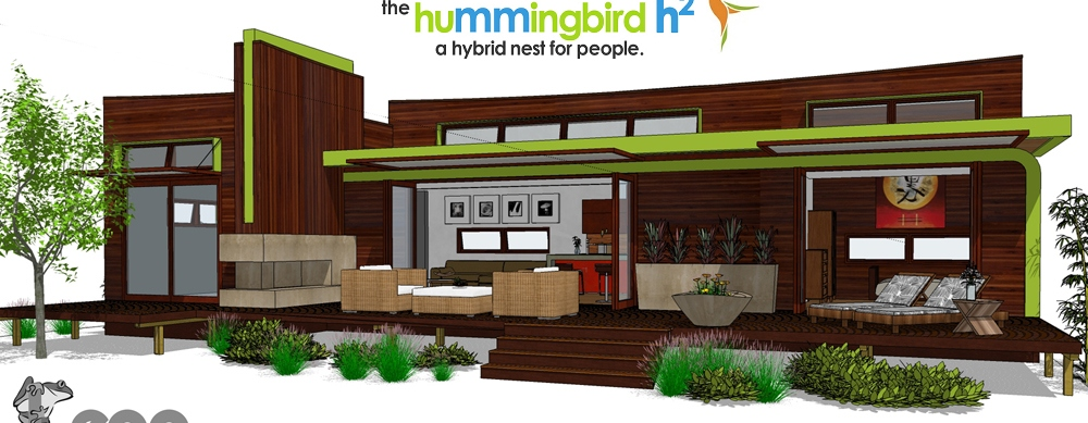 contemporary green home plans - Modern Green Home Plans